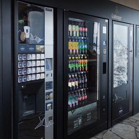 Vending machines, automate distributie echipamente